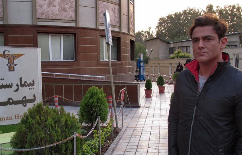 11 mehdi aliyari مرتضی پاشایی در بخش مراقبت های ویژه ممنوعالملاقات شد