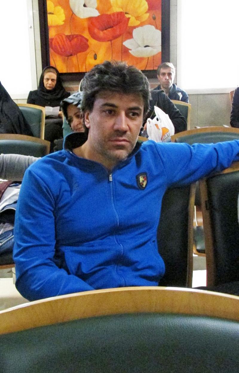 14 mehdi aliyari مرتضی پاشایی در بخش مراقبت های ویژه ممنوعالملاقات شد
