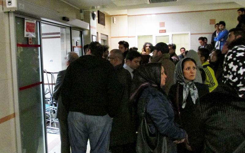15 mehdi aliyari مرتضی پاشایی در بخش مراقبت های ویژه ممنوعالملاقات شد