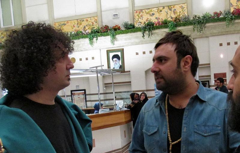 17 mehdi Aliyari مرتضی پاشایی در بخش مراقبت های ویژه ممنوعالملاقات شد