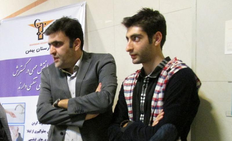 18 mehdi aliyari مرتضی پاشایی در بخش مراقبت های ویژه ممنوعالملاقات شد