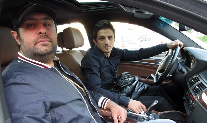 2 mehdi Aliyari مرتضی پاشایی در بخش مراقبت های ویژه ممنوعالملاقات شد