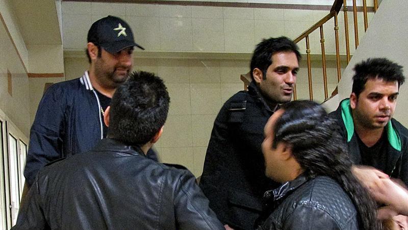 4 mehdi aliyari مرتضی پاشایی در بخش مراقبت های ویژه ممنوعالملاقات شد