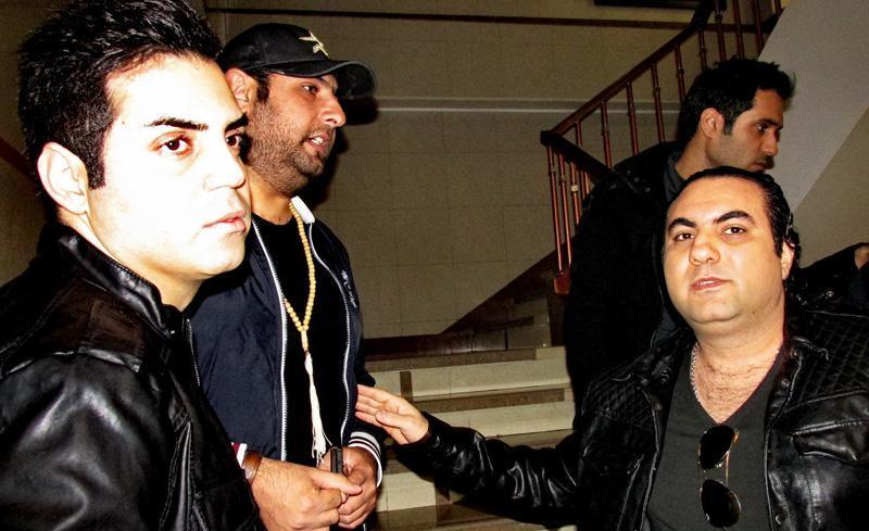 8 mehi Aliyari مرتضی پاشایی در بخش مراقبت های ویژه ممنوعالملاقات شد