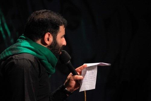 Mehdi Mirdamad Shabe Avale Moharram 93 دانلود مداحی حاج سید مهدی میرداماد محرم ۹۳
