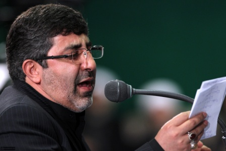 دانلود مداحی حاج محمدرضا طاهری محرم ۹۳ هیئت مکتب الزهرا