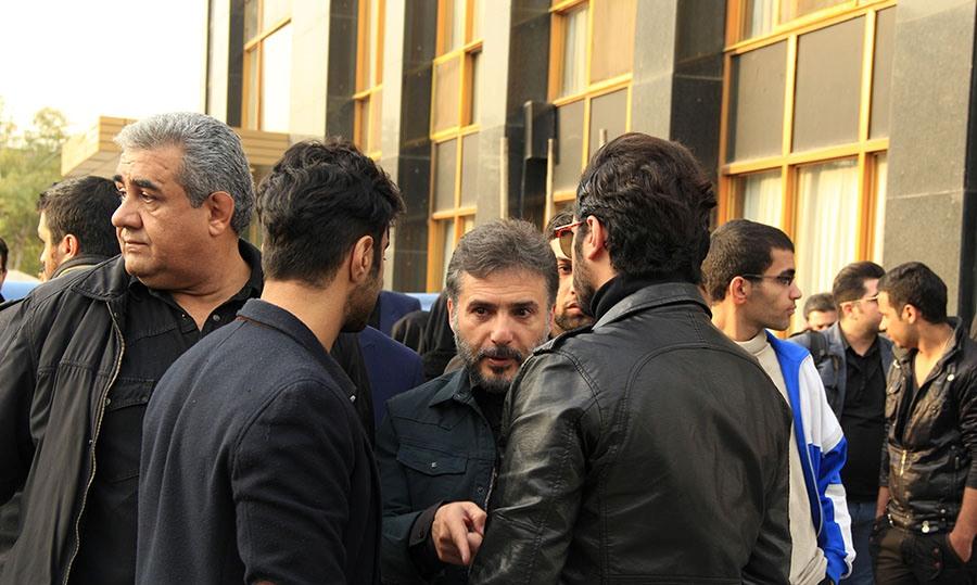 Morteza Pashaei 09 آخرین دیدار باشکوه مردم با مرتضی پاشایی به همراه تصاویر