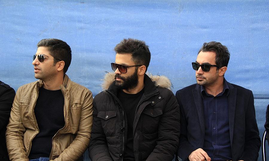 Morteza Pashaei 17 آخرین دیدار باشکوه مردم با مرتضی پاشایی به همراه تصاویر