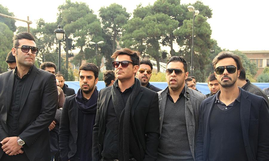 Morteza Pashaei 22 آخرین دیدار باشکوه مردم با مرتضی پاشایی به همراه تصاویر
