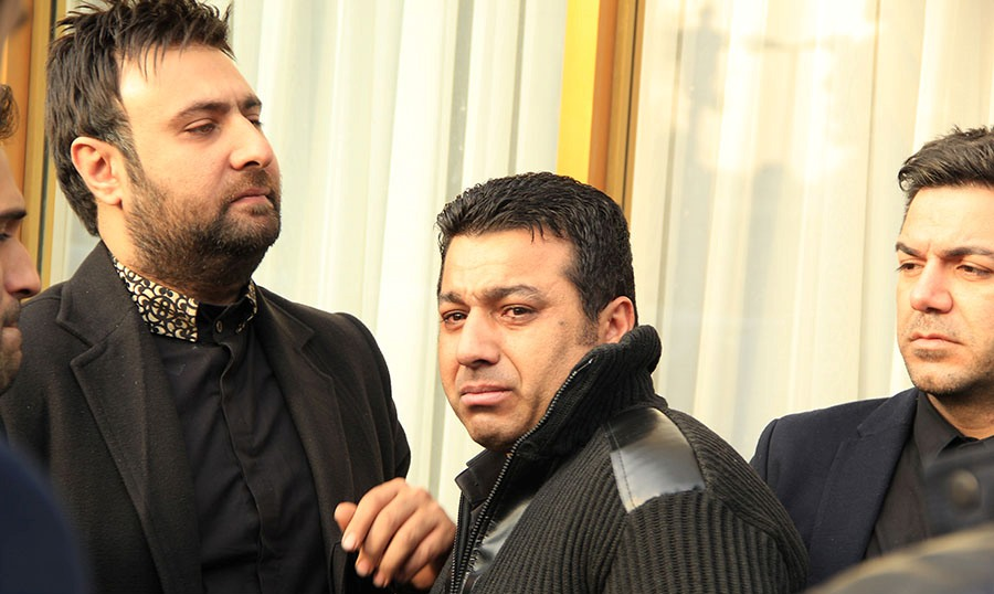 Morteza Pashaei 23 آخرین دیدار باشکوه مردم با مرتضی پاشایی به همراه تصاویر