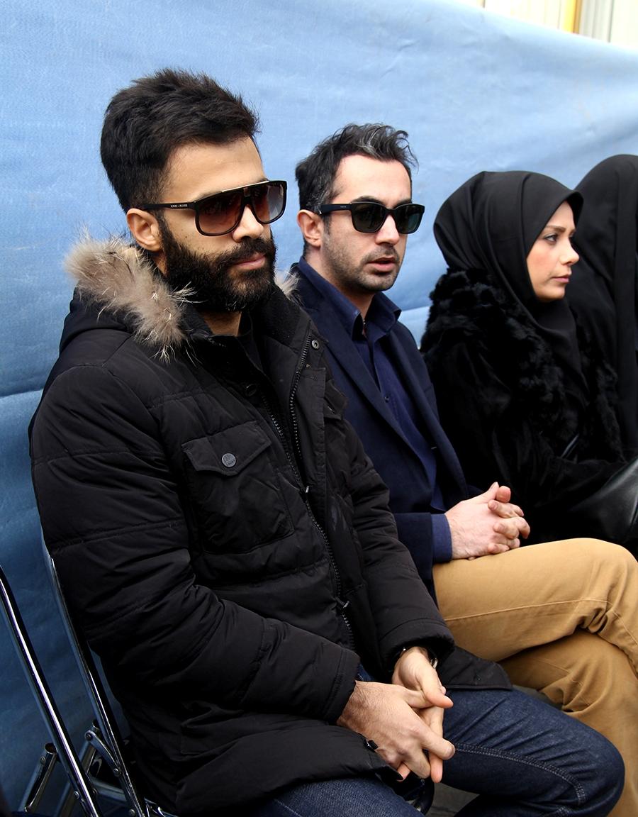آخرین دیدار باشکوه مردم با مرتضی پاشایی به همراه تصاویر