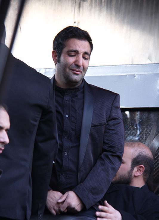 Morteza Pashaei 36 آخرین دیدار باشکوه مردم با مرتضی پاشایی به همراه تصاویر
