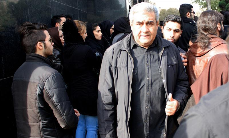 Morteza Pashaei 37 آخرین دیدار باشکوه مردم با مرتضی پاشایی به همراه تصاویر