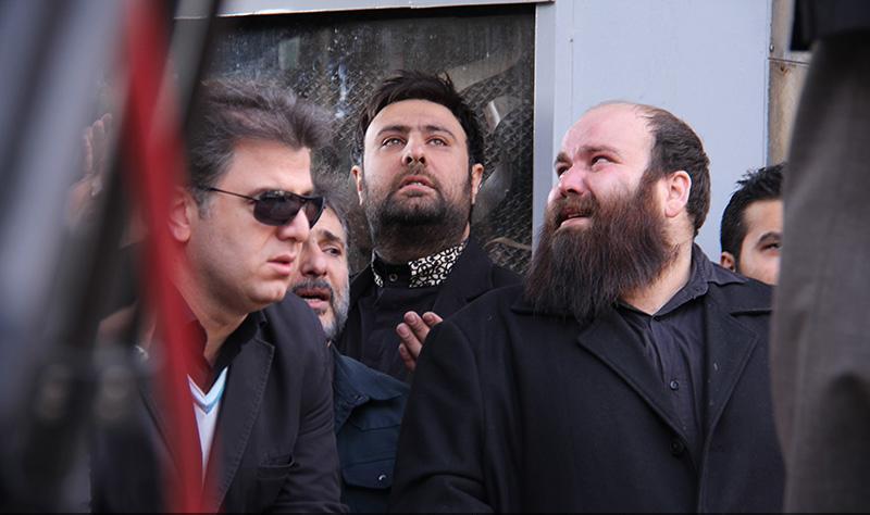 Morteza Pashaei 38 آخرین دیدار باشکوه مردم با مرتضی پاشایی به همراه تصاویر