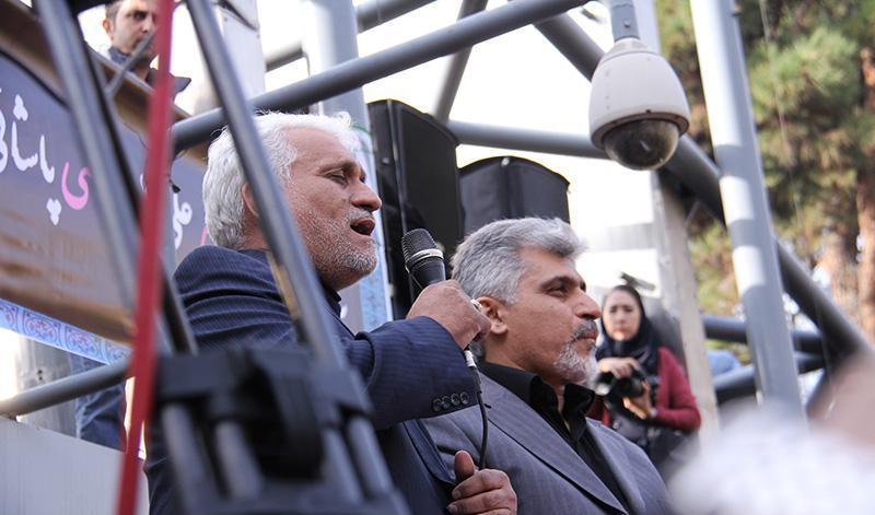 Morteza Pashaei 40 آخرین دیدار باشکوه مردم با مرتضی پاشایی به همراه تصاویر