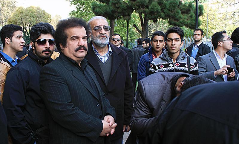 Morteza Pashaei 44 آخرین دیدار باشکوه مردم با مرتضی پاشایی به همراه تصاویر