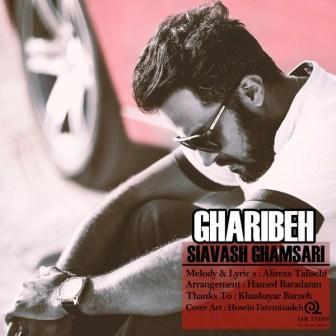 Siavash Ghamsari Gharibeh دانلود آهنگ جدید سیاوش قمصری به نام غریبه