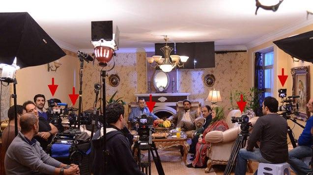 otag%20amal برای اولین بار 6 دوربین در اتاق عمل مهران مدیری