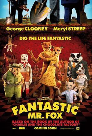 دانلود انیمیشن دوبله فارسی آقای روباه شگفت انگیز Fantastic Mr. Fox 2009