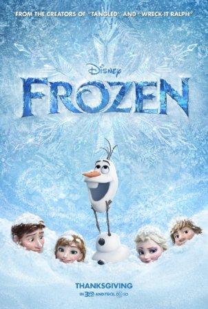 دانلود موسیقی متن انیمیشن Frozen با بالاترین کیفیت