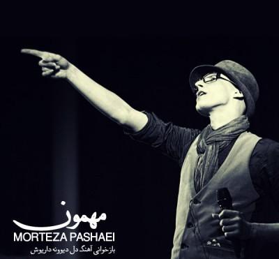 دانلود آهنگ جدید مرتضی پاشایی با نام مهمون+متن آهنگ