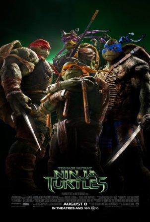 دانلود انیمیشن لاک پشت های نینجا Teenage Mutant Ninja Turtles 2014