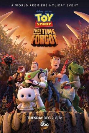 دانلود انیمیشن کوتاه ۲۰۱۴ Toy Story That Time Forgot