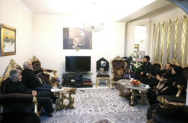 khanevadeh%20pashayi%201 تصاویر و ناگفته های خانواده پاشایی پس از یک ماه فراق