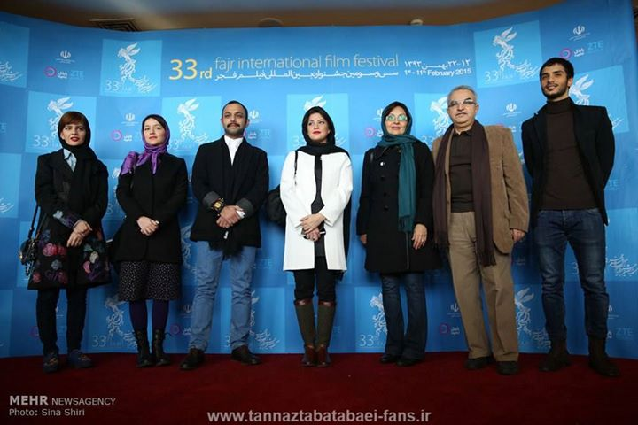 Film Fajr 14 گزارش کامل از برندگان سی و سومین فیلم فجر