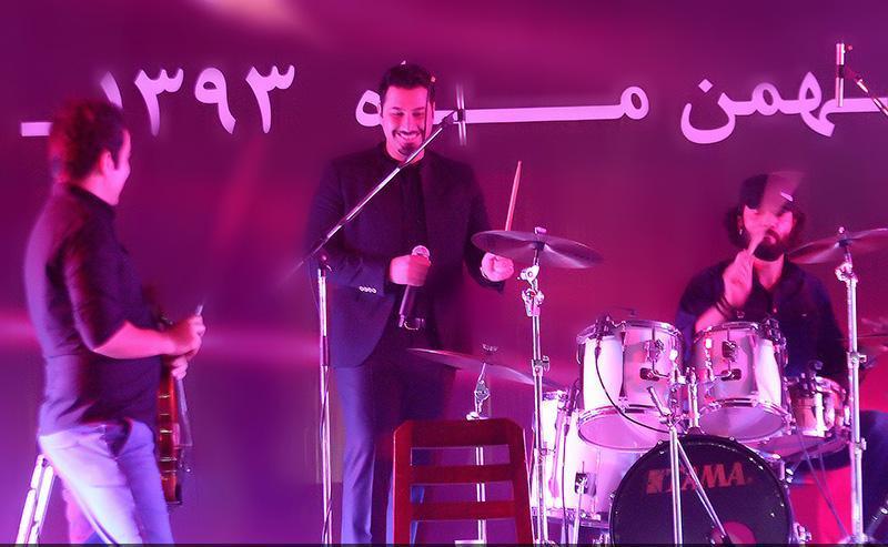 KhajehAmiri%20 %20zahedan%202 تصاویر کنسرت پاییز تنهایی خواجه امیری