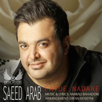 دانلود رمیکس جدید آهنگ فایده نداره از سعید عرب