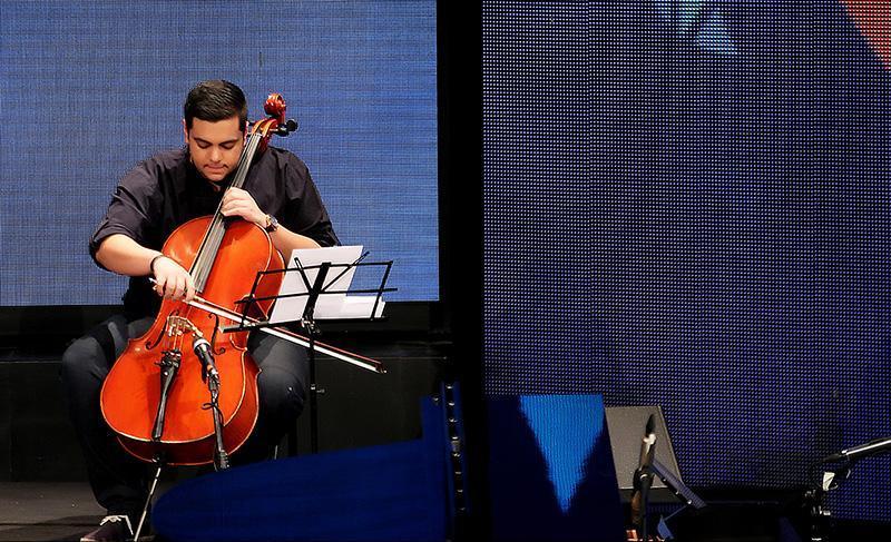 dangsho%209 تصاویر کنسرت گروه دنگ شو در جشنواره فجر