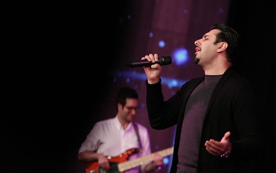 khajeamiri%206 تصاویر کنسرت احسان خواجه امیری در جشنواره فجر