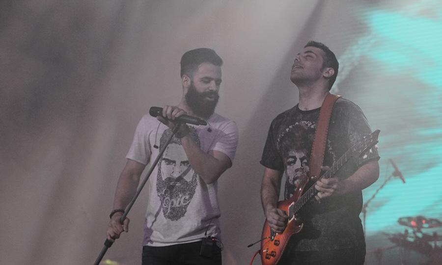 khosravi%201 تصاویر کنسرت سیروان خسروی در جشنواره فجر