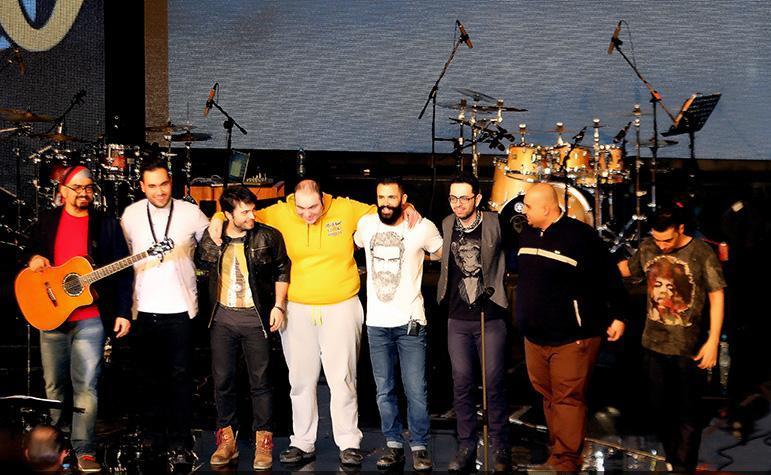 khosravi%2012 تصاویر کنسرت سیروان خسروی در جشنواره فجر