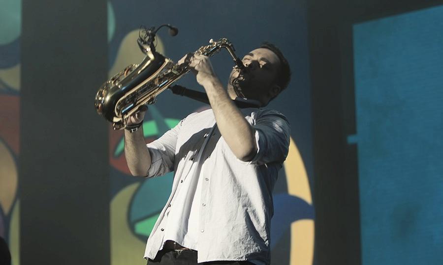 khosravi%204 تصاویر کنسرت سیروان خسروی در جشنواره فجر