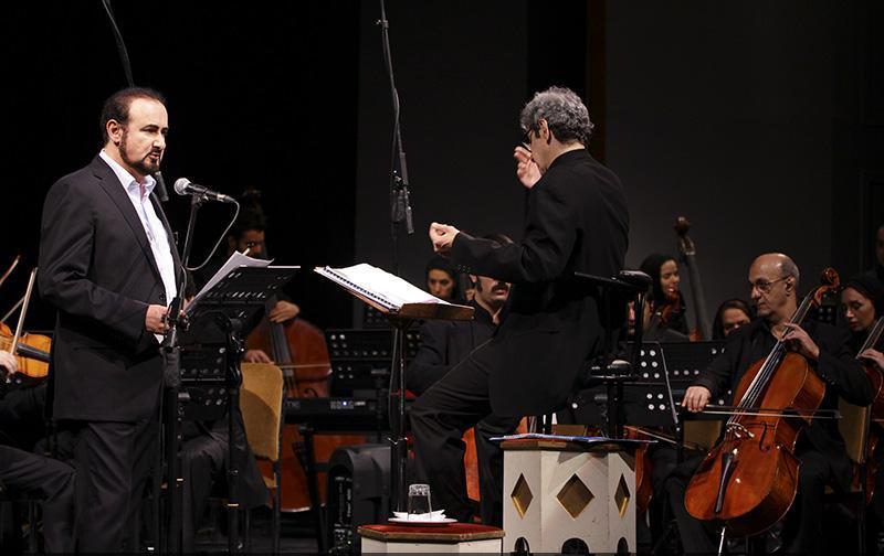 orkester%2013 تصاویر اجرای ارکستر تهران در جشنواره فجر