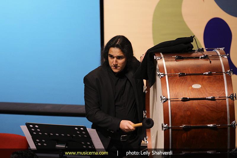 orkester%2016 تصاویر اجرای ارکستر تهران در جشنواره فجر