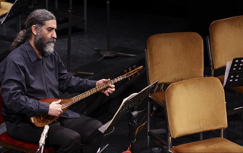 orkester%206 تصاویر اجرای ارکستر تهران در جشنواره فجر