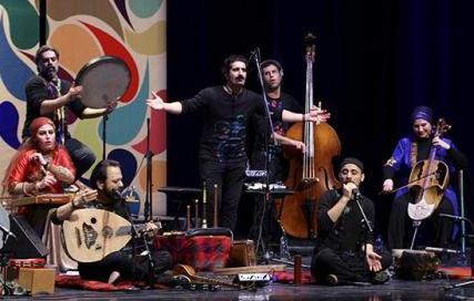 rastak تصاویر کنسرت گروه رستاک در جشنواره فجر