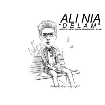 Ali Nia DElam دانلود آهنگ جدید علی نیا بنام دلم با بالاترین کیفیت