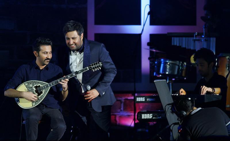 Alizadeh%205 وفای به عهد محمد علیزاده به یاد پاشایی در کنسرتش