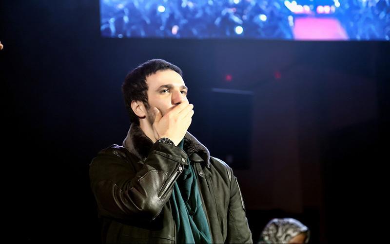 Alizadeh%208 وفای به عهد محمد علیزاده به یاد پاشایی در کنسرتش