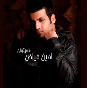 دانلود آهنگ جدید امین فیاض بنام نمیتونی+متن آهنگ+پخش آنلاین
