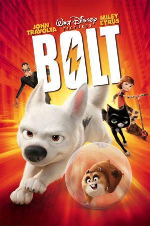 دانلود انیمیشن تیزپا Bolt 2008 دوبله فارسی و زبان اصلی