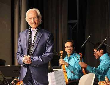aminalah%20rashidi برگزاری کنسرت امین الله رشیدی پس از 40 سال