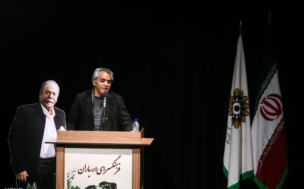 گزارش تجلیل از پدر سالار محمد علی کشاورز