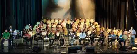 konsert%20frozan حضور سریع ترین ویولن نواز جهان در کنسرت گروه فروزان