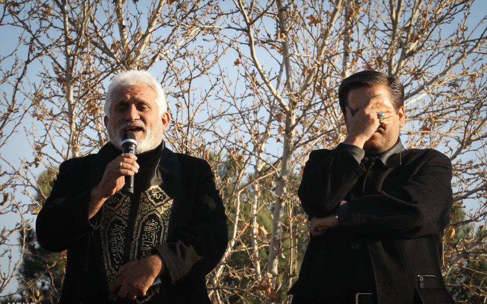 pashayi%20chehel%2016 گزارش و تصاویر مراسم چهلم مرتضی پاشایی