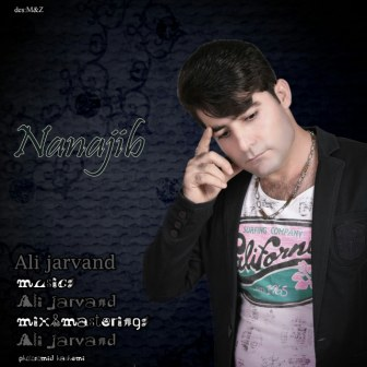 دانلود آهنگ جدید علی جروند بنام نانجیب